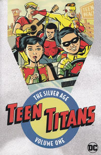 Cover Thumbnail for Teen Titans: The Silver Age (DC, 2017 series) #1
