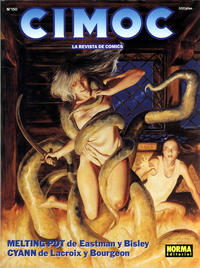 Cover Thumbnail for Cimoc (NORMA Editorial, 1981 series) #150
