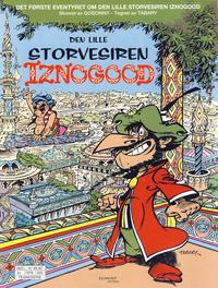 Cover Thumbnail for Iznogood (Hjemmet / Egmont, 2018 series) #1 - Den lille storvisiren Iznogood