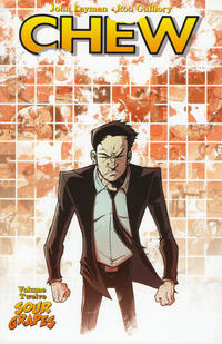Cover Thumbnail for Chew (Image, 2009 series) #12 - Sour Grapes