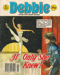 Cover Thumbnail for Debbie Picture Story Library (D.C. Thomson, 1978 series) #157