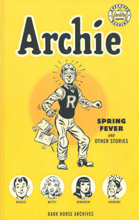 Cover Thumbnail for Archie Archives (Dark Horse, 2015 series) #2 - Spring Fever and Other Stories
