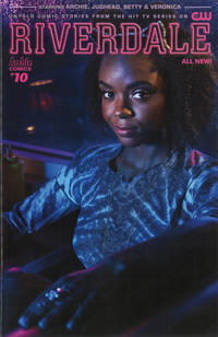 Cover Thumbnail for Riverdale (Archie, 2017 series) #10 [Cover A CW Photo - Josie (Ashleigh Murray)]