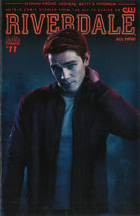 Cover Thumbnail for Riverdale (Archie, 2017 series) #11 [Cover A CW Photo]