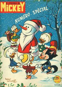 Cover Thumbnail for Le Journal de Mickey (Disney Hachette Presse, 1952 series) #343