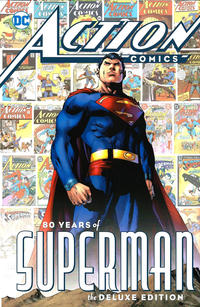 Cover Thumbnail for Action Comics 80 Years of Superman: The Deluxe Edition (DC, 2018 series)