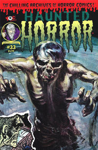 Cover for Haunted Horror (IDW, 2012 series) #33