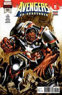 Cover Thumbnail for Avengers (Marvel, 2017 series) #685