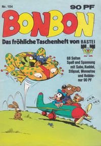 Cover Thumbnail for Bonbon (Bastei Verlag, 1973 series) #104