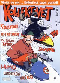 Cover Thumbnail for Kollektivet (Bladkompaniet / Schibsted, 2008 series) #2/2018
