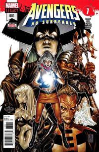 Cover Thumbnail for Avengers (Marvel, 2017 series) #681
