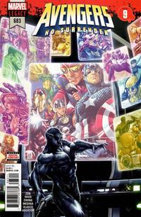 Cover Thumbnail for Avengers (Marvel, 2017 series) #683