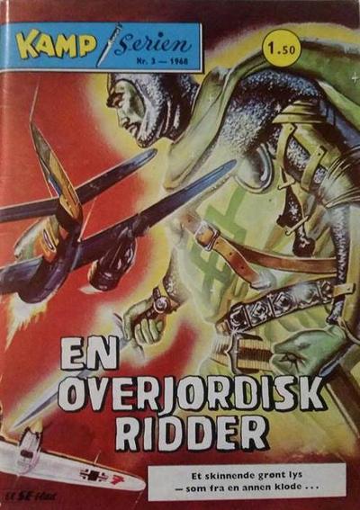 Cover for Kamp-serien (Serieforlaget / Se-Bladene / Stabenfeldt, 1964 series) #3/1968