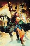 Cover Thumbnail for Dark Nights: Metal (2017 series) #1 [Forbidden Planet / Jetpack Comics Bill Sienkiewicz Virgin Cover]