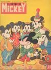 Cover for Le Journal de Mickey (Disney Hachette Presse, 1952 series) #38