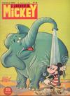Cover for Le Journal de Mickey (Disney Hachette Presse, 1952 series) #39