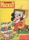 Cover for Le Journal de Mickey (Disney Hachette Presse, 1952 series) #40