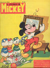 Cover for Le Journal de Mickey (Hachette, 1952 series) #40