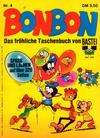 Cover for Bonbon (Bastei Verlag, 1973 series) #4