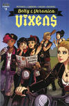 Cover for Betty & Veronica: Vixens (Archie, 2017 series) #5 [Cover A Eva Cabrera]