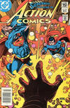 Cover for Action Comics (DC, 1938 series) #541 [Canadian]
