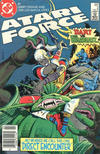 Cover for Atari Force (DC, 1984 series) #2 [Canadian]
