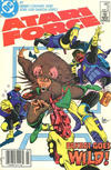 Cover for Atari Force (DC, 1984 series) #3 [Canadian]
