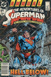 Cover Thumbnail for Adventures of Superman Annual (1987 series) #1 [Canadian Newsstand]