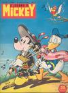Cover for Le Journal de Mickey (Disney Hachette Presse, 1952 series) #41