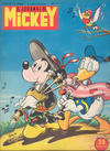 Cover for Le Journal de Mickey (Hachette, 1952 series) #41