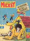 Cover for Le Journal de Mickey (Hachette, 1952 series) #48