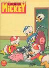 Cover for Le Journal de Mickey (Hachette, 1952 series) #50