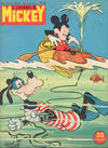 Cover for Le Journal de Mickey (Disney Hachette Presse, 1952 series) #58