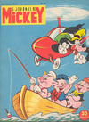 Cover for Le Journal de Mickey (Disney Hachette Presse, 1952 series) #59