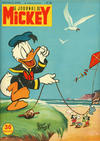 Cover for Le Journal de Mickey (Disney Hachette Presse, 1952 series) #66