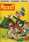 Cover for Le Journal de Mickey (Disney Hachette Presse, 1952 series) #69