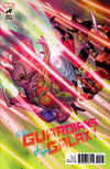 Cover Thumbnail for All-New Guardians of the Galaxy (2017 series) #4 [Incentive Russell Dauterman Variant]