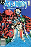 Cover Thumbnail for Arion, Lord of Atlantis (1982 series) #19 [Canadian]