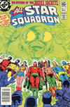 Cover for All-Star Squadron (DC, 1981 series) #19 [Canadian Newsstand]