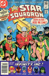 Cover for All-Star Squadron (DC, 1981 series) #26 [Canadian Newsstand]