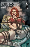 Cover Thumbnail for Belladonna: Fire and Fury (2017 series) #5 [Bondage Cover]