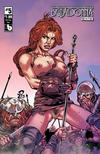 Cover for Belladonna: Fire and Fury (Avatar Press, 2017 series) #5 [Killer Body Nude Cover]