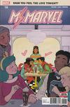 Cover for Ms. Marvel (Marvel, 2016 series) #29