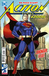 Cover Thumbnail for Action Comics (2011 series) #1000 [Jim Lee and Scott Williams Cover]