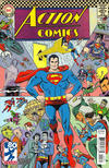 Cover Thumbnail for Action Comics (2011 series) #1000 [1960s Variant Cover by Michael Allred]