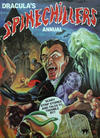 Cover for Dracula's Spinechillers Annual (World Distributors, 1982 series)