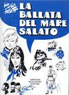 Cover for La Ballata del Mare Salato (Arnoldo Mondadori Editore, 1972 series)