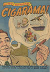 Cover for King Edward Presents Cigarama (American Comics Group, 1957 series)