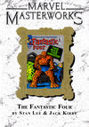 Cover for Marvel Masterworks: The Fantastic Four (Marvel, 2009 series) #6 [Limited Variant Edition]