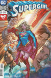 Cover for Supergirl (DC, 2016 series) #20
